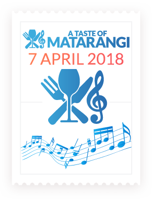 A Taste of Matarangi Ticket