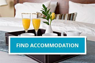 Coming to stay? Search accommodation.