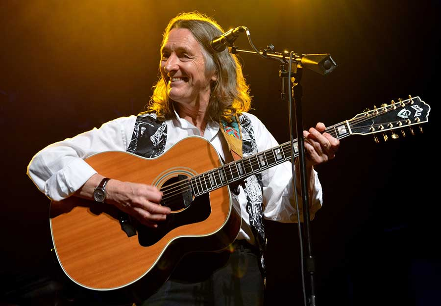 Roger Hodgson from Supertramp