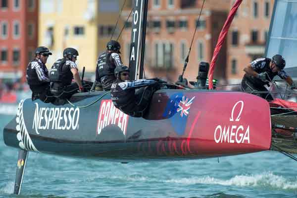 Team NZ AC45