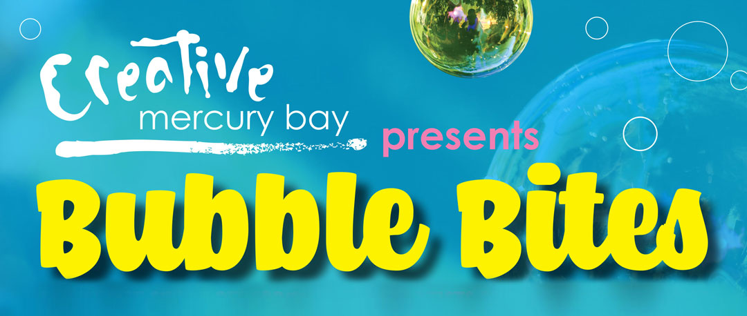 Creative Mercury Bay Bubble Bites